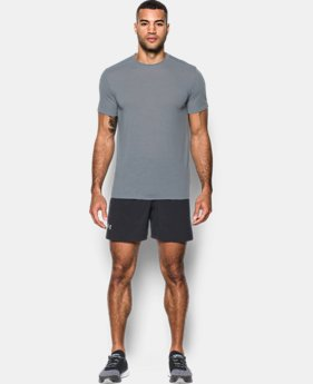 Men's UA Threadborne Streaker Mesh Short Sleeve  1 Color $18.99