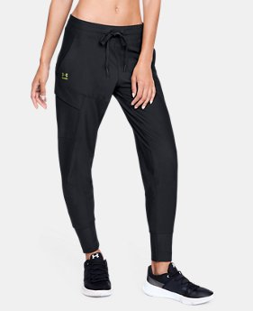 Women's UA Perpetual Loose Joggers  1  Color Available $100