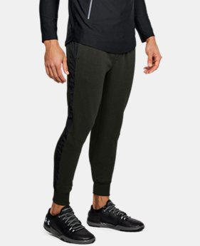 Men's UA Microthread Terry Joggers  1 Color $70