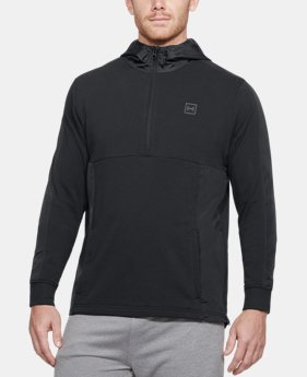 Men's UA Microthread Terry Hoodie  5 Colors $80