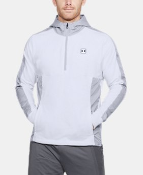 Men's UA Microthread Terry Hoodie  2 Colors $70