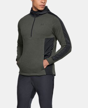 New Arrival Men's UA Threadborne Terry Hoodie  1 Color $70