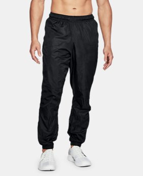 Men's UA Sportstyle Wind Pants LIMITED TIME: FREE U.S. SHIPPING 3 Colors $75