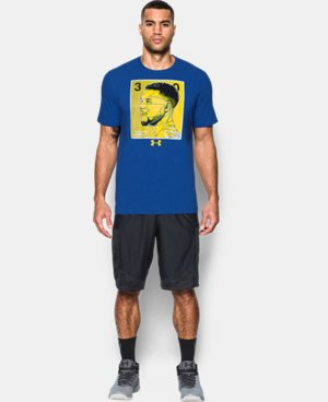 New Arrival Men's SC30 Court Vision T-Shirt  1 Color $34.99