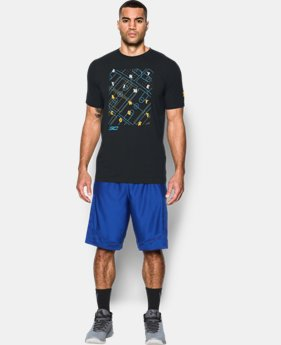 Men's SC30 Any Time Any Court T-Shirt  1 Color $26.99