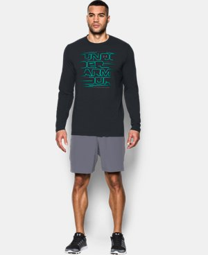 New Arrival Men's UA Light Speed Long Sleeve T-Shirt  1 Color $29.99