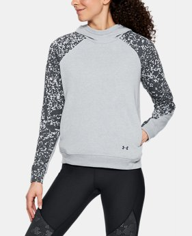 New Arrival Women's UA Microthread Terry Hoodie  1 Color $65