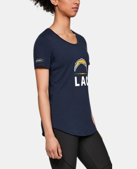 Women s NFL Combine Authentic Lockup T-Shirt 9 Colors Available  26.99 4c414ef42