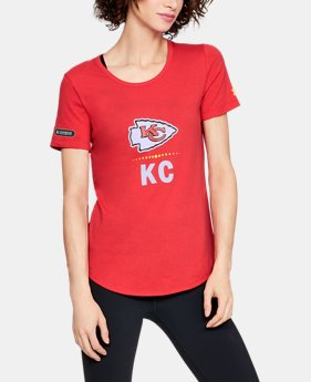 New Arrival Women's NFL Combine Authentic Lockup T-Shirt  1  Color Available $35