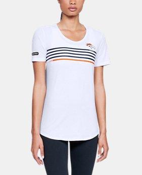 Women s NFL Combine Authentic Chest Stripe T-Shirt 4 Colors Available  26.99 d743366e7