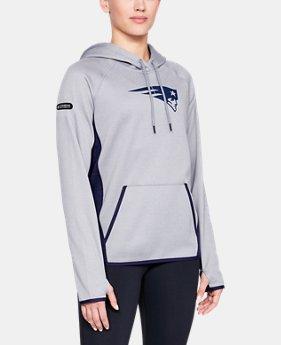 Women s NFL Combine Authentic Armour Fleece® Hoodie 1 Color Available  80 8b82ba139