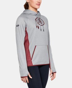 New Arrival Women's NFL Combine Authentic Armour Fleece® Hoodie  1  Color Available $80