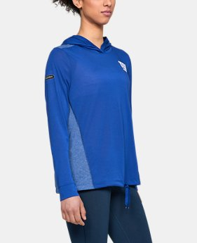 Women s NFL Combine Authentic UA Siro Hoodie 2 Colors Available  45.99 01232f915