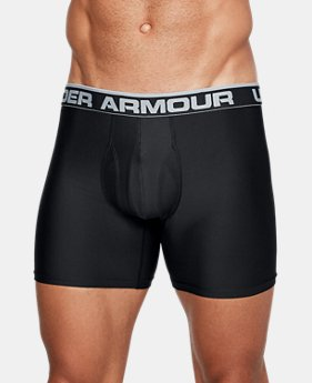 "Men's UA Original Series 6"" Boxerjock® 3 for $50 2  Colors Available $20"