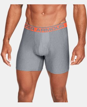 "Men's UA Original Series 6"" Boxerjock® 3 FOR $60 1  Color Available $25"