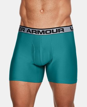 "Best Seller Men's UA Original Series 6"" Boxerjock® 3 for $50 3  Colors Available $20"