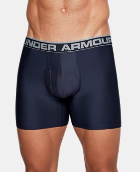 "Best Seller Men's UA Original Series 6"" Boxerjock® 3 for $50 1  Color Available $20"
