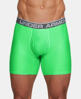 "3 for $50 Men's UA Original Series 6"" Boxerjock® Printed LIMITED TIME: FREE U.S. SHIPPING 1 Color $25"