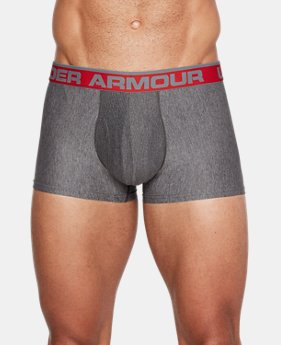 "Men's UA Original Series 3"" Boxerjock® LIMITED TIME: FREE SHIPPING 4  Colors Available $25"