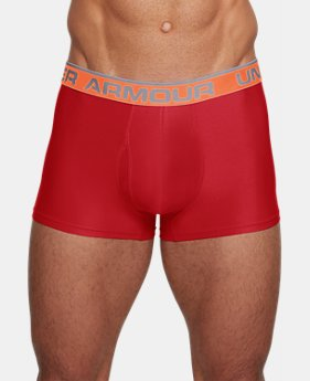 "Men's UA Original Series 3"" Boxerjock® 3 FOR $60 1  Color Available $25"
