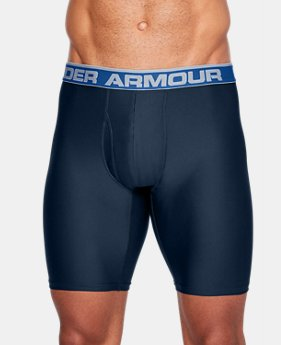 "Men's UA Original Series 9"" Boxerjock® 3 for $50 1  Color $20"