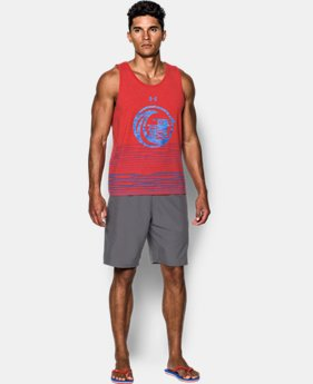 Men's UA Baywatch Tower Tank   1 Color $27.99