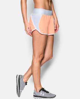 New to Outlet Women's UA Launch Tulip Shorts  1 Color $23.99 to $34.99