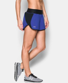 Women's UA Launch Tulip Shorts  1 Color $26.24