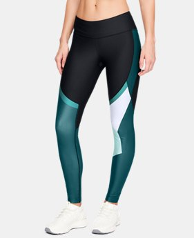 Women's UA Vanish Chop Block Engineered Leggings  2  Colors Available $56.25