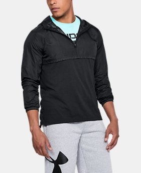 Men's UA Sportstyle Anorak  4  Colors Available $80