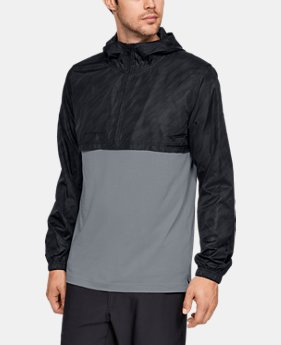 Men's UA Sportstyle Anorak  1  Color Available $60