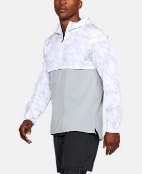 Men's UA Sportstyle Anorak  1 Color $80