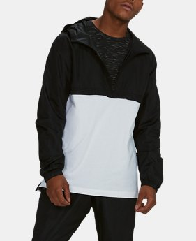 Men's UA Sportstyle Anorak  2  Colors Available $36 to $45