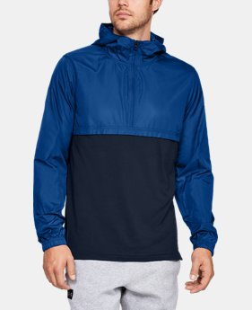 Men's UA Sportstyle Anorak  3  Colors Available $60