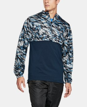 Men's UA Sportstyle Anorak  9  Colors Available $36