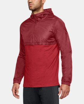 New Arrival Men's UA Sportstyle Anorak  1 Color $60