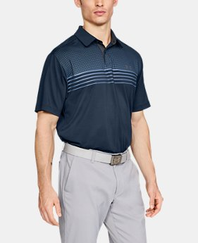 Men's UA CoolSwitch Launch Polo LIMITED TIME: FREE U.S. SHIPPING 1  Color Available $75