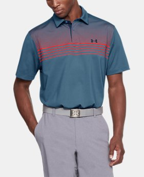 New Arrival Men's UA CoolSwitch Launch Polo  1 Color $75