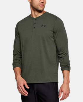 New Arrival  Men's UA Siro Henley  1 Color $45