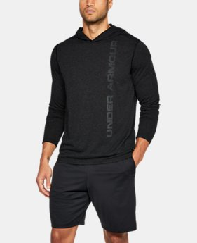 New Arrival  Men's UA Threadborne Hoodie  3 Colors $55