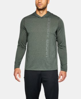 Men's UA Threadborne Hoodie  1 Color $55