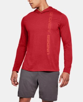 Men's UA Siro Hoodie  1  Color Available $55