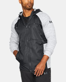 Men's UA Pursuit Subsurface Hoodie  2  Colors Available $65.99 to $82.49