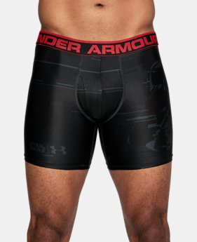 New Arrival Men's Star Wars Vader UA Original Series Boxerjock®  1 Color $25