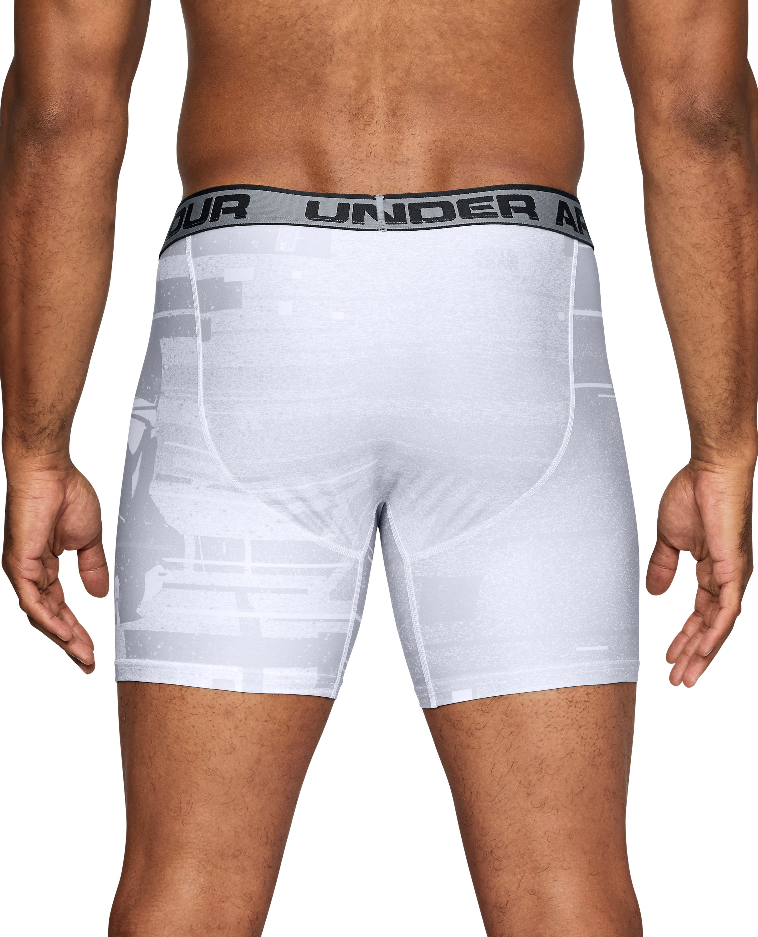 Men's Star Wars Trooper UA Original Series Boxerjock®, White, undefined