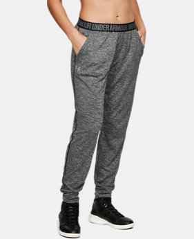 Women's UA Play Up Twist Pants  3  Colors Available $37.5 to $50