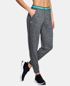 Women's UA Play Up Twist Pants LIMITED TIME: FREE U.S. SHIPPING 4 Colors $45