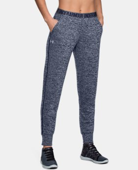 Women's UA Play Up Twist Pants  1  Color Available $33.75