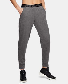 Women's UA Play Up Pants  1  Color Available $50