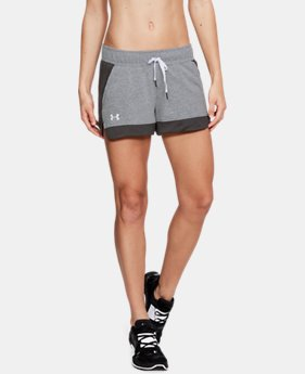 Women's UA Sportstyle Shorts LIMITED TIME: FREE SHIPPING 1  Color Available $40